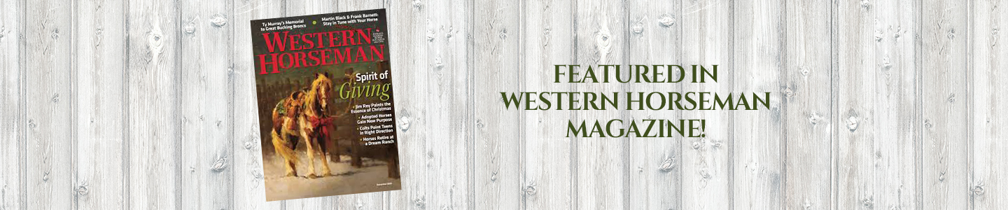 featured in western horseman magazine